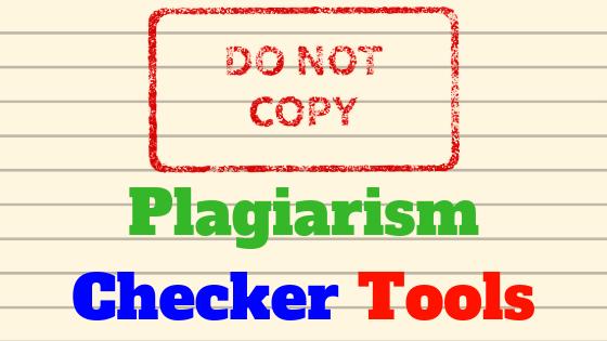 Top 14 Free Plagiarism Checker Tools Detect Copy Content